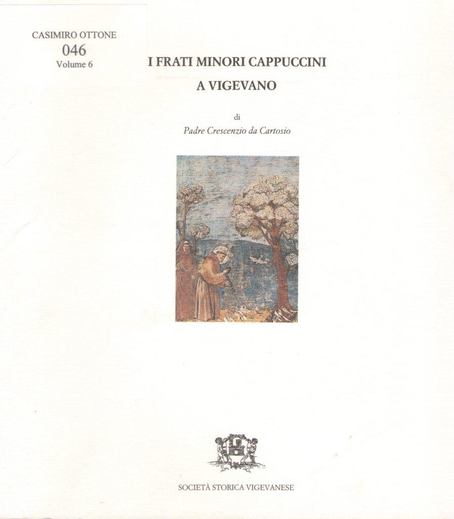 I Frati Minori Cappuccini a Vigevano