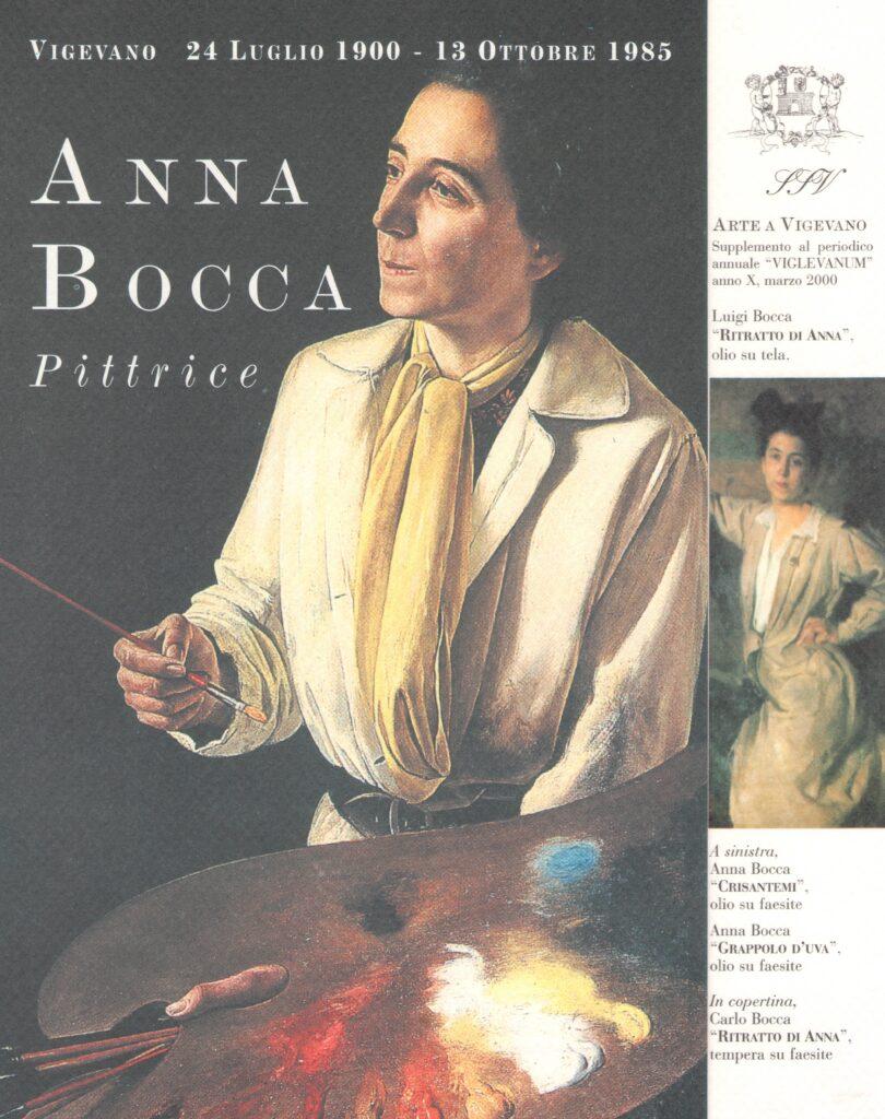 Anna Bocca – Pittrice