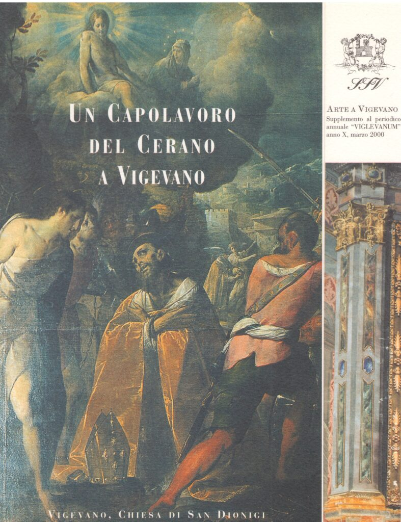 Un capolavoro del Cerano a Vigevano