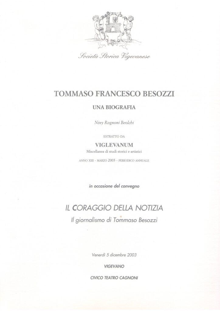 Tommaso Francesco Besozzi