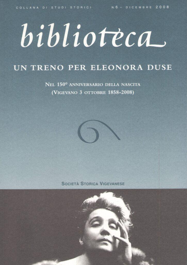 Un treno per Eleonora Duse