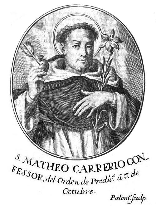 CARRERI Matteo Beato
