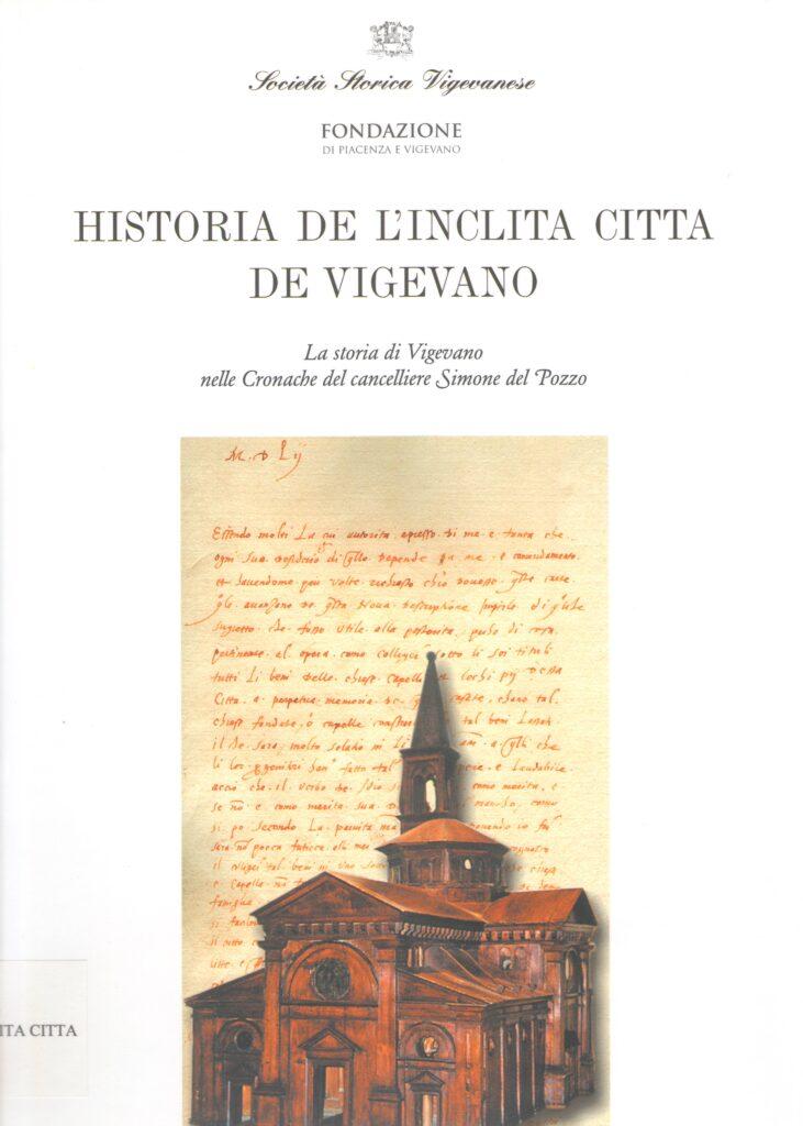 Historia de l'inclita città de Vigevano