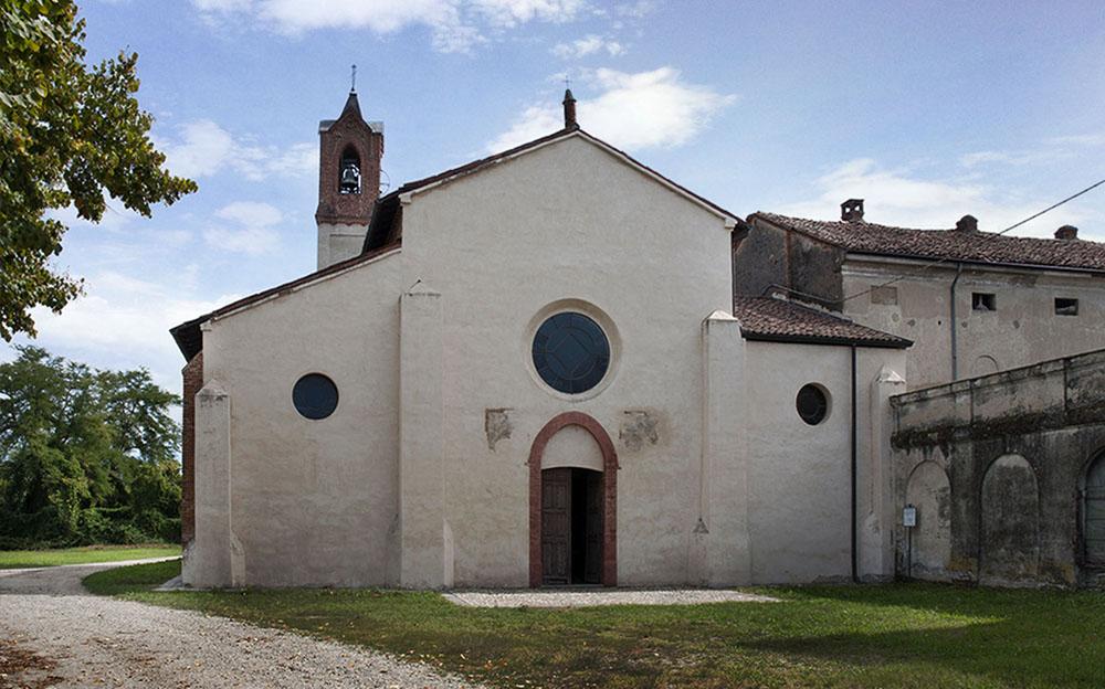 Abbazia di S. Maria dell'Acqualunga - Frascarolo