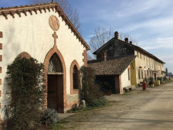 Abbazia di San Pietro dell'Erbamala - Cergnago