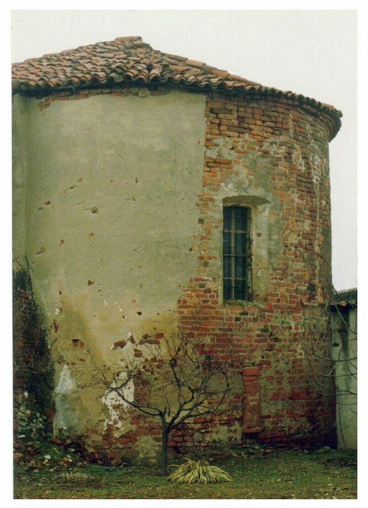 Bagnolo - Chiesa di Santa Maria (abside)