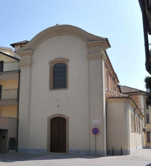 Chiesa di San Cassiano - Mortara
