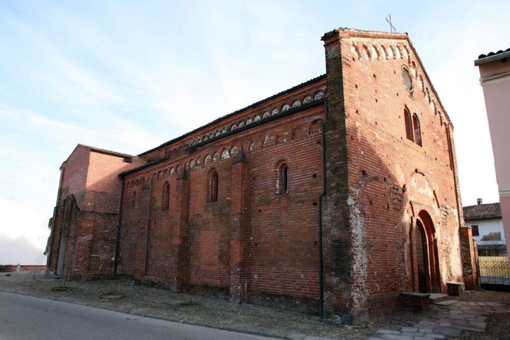 Robbio - Chiesa di San Valeriano