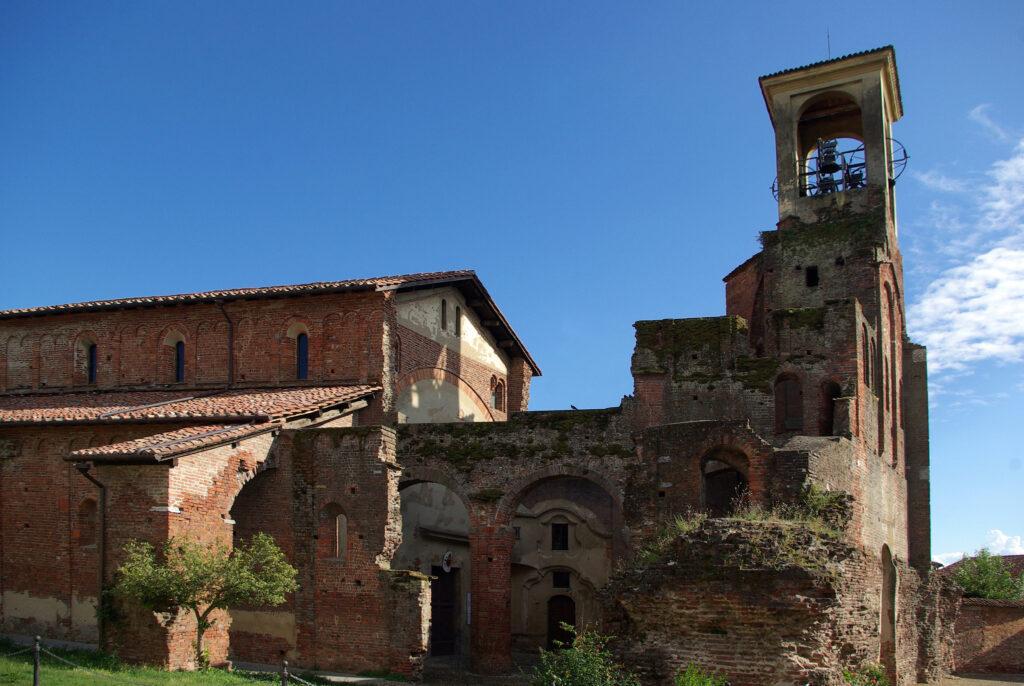 Basilica Santa Maria Maggiore - Lomello
