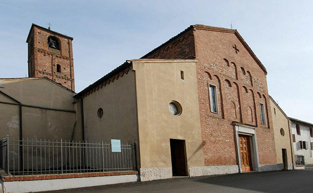 Chiesa di Santa Maria Assunta - Breme